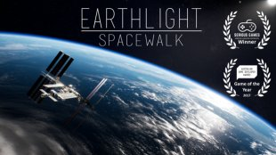 Earthlight: Spacewalk